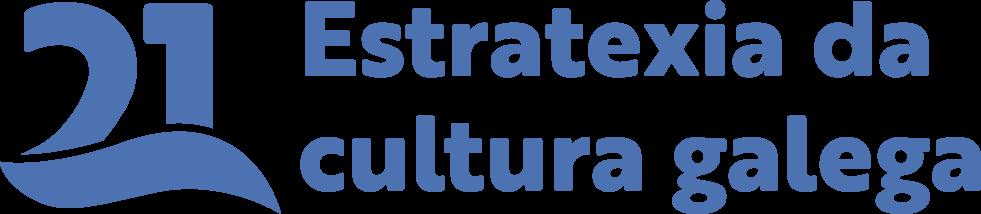 Logo Estratexia da Cultura Galega