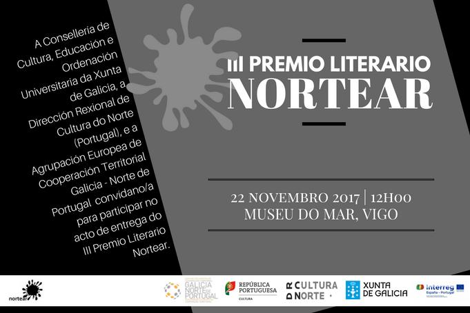 Entrega do III Premio Literario Nortear