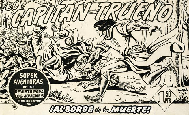 Historietas del tebeo. 1917 - 1977