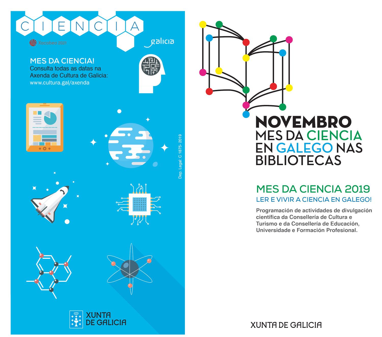 Evento Noviembre Mes De La Ciencia En Las Bibliotecas