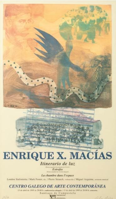 60 aniversario Enrique X. Macías (1958-1995)