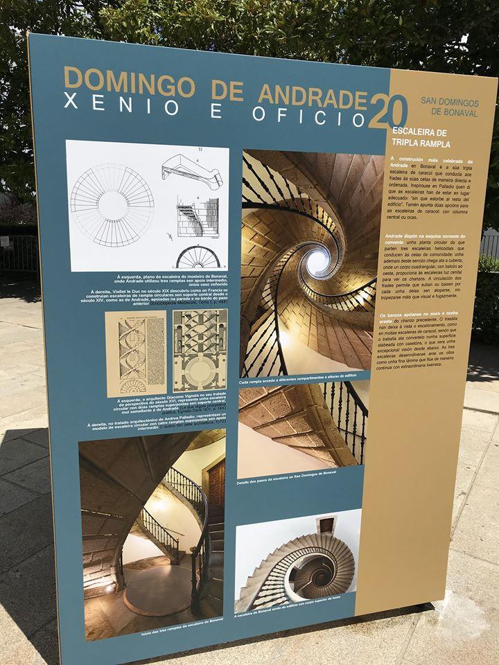 Exposición Domingo de Andrade