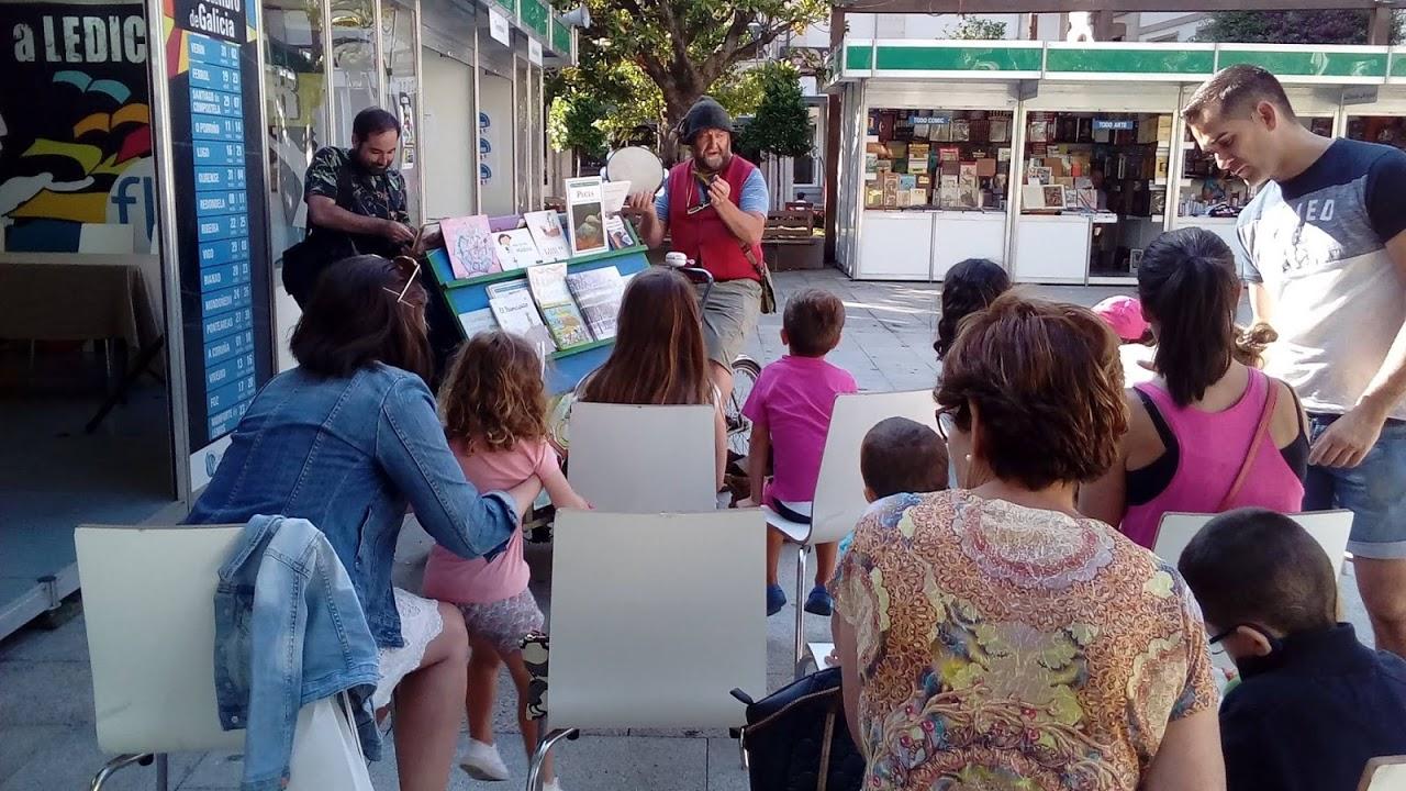 Feira do Libro da Coruña_Biblioteca Pública da Coruña MG Garcés