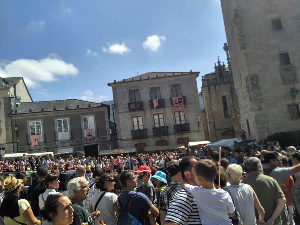 Mercado Medieval Mondoñedo