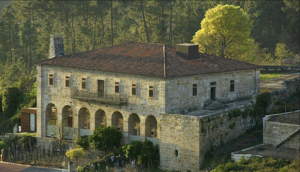 Museo do Viño de Galicia. Reitoral da parroquia de Santo André de Camporredondo, Ribadavia - Ourense