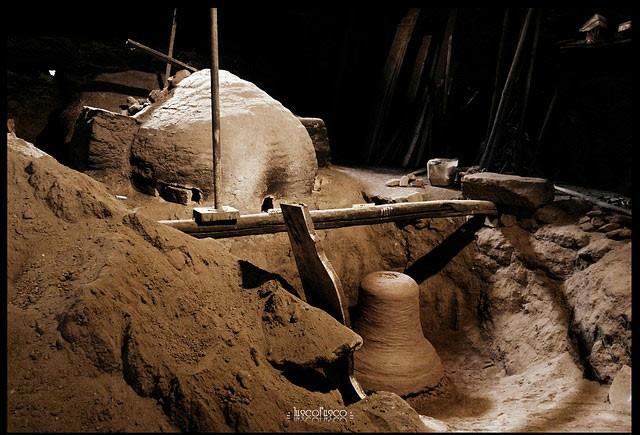 Visita ao obradoiro de fundicións de campás Ocampo