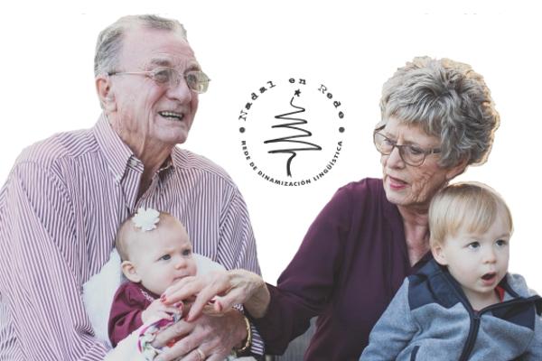 Os avós e as avoas como transmisores de lingua e cultura