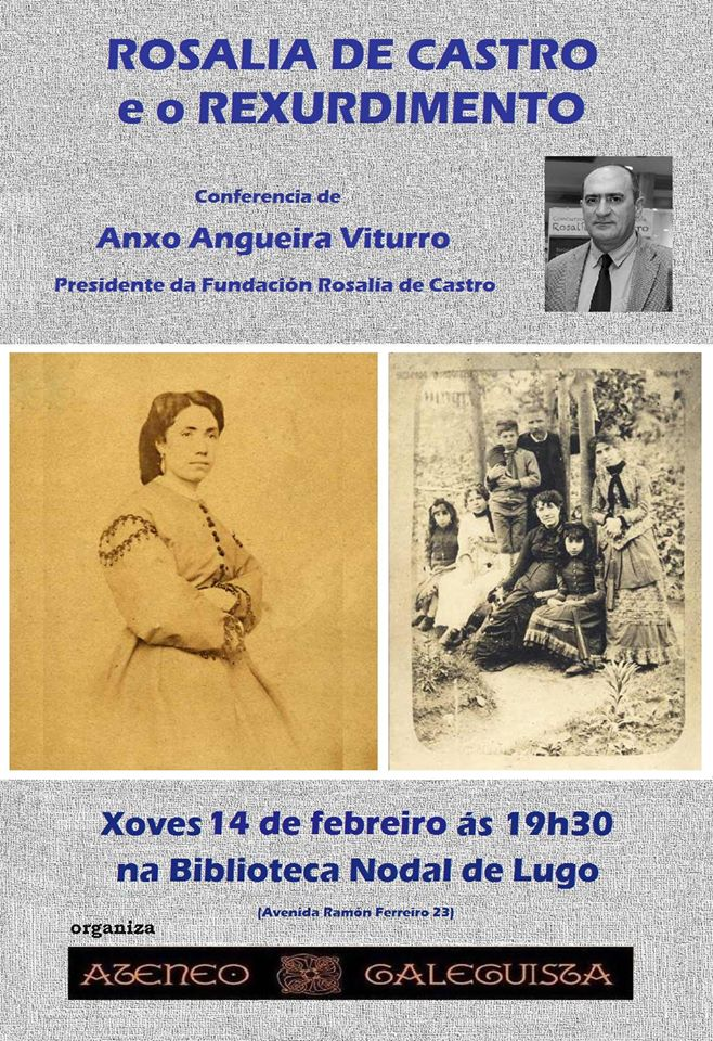 Rosalía de Castro e o Rexurdimento