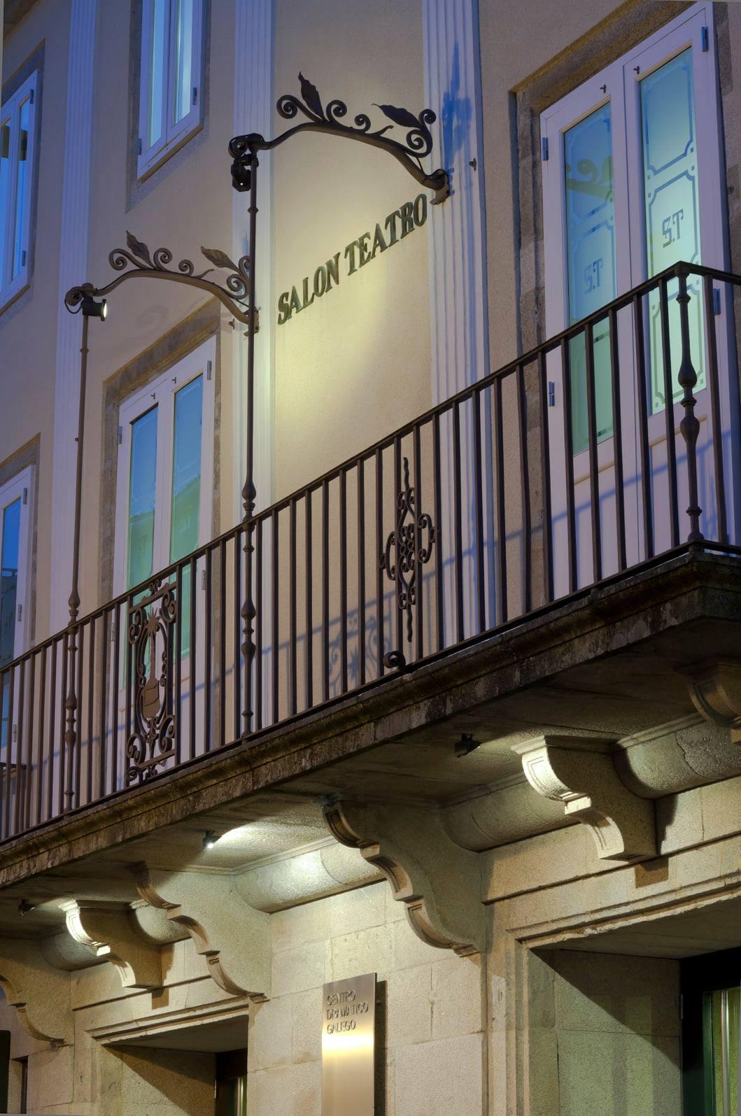 Salón Teatro. Santiago