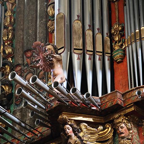 Espazo Sonoros 2019 - Catedral de Tui órgano