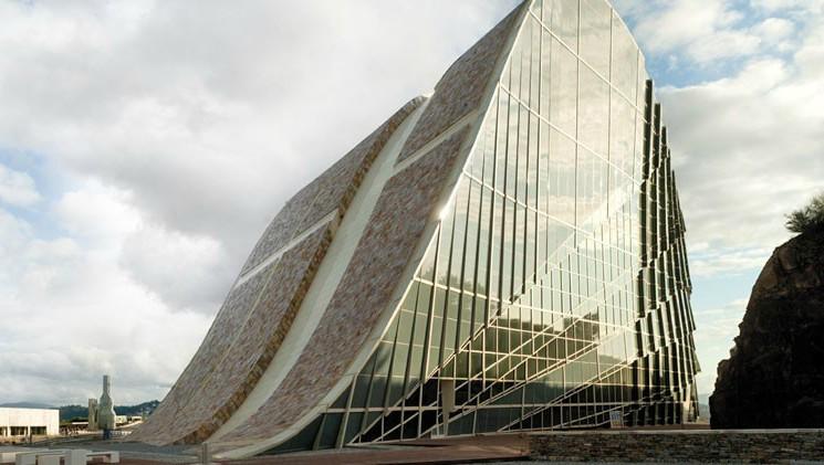 Nova localizadores de cine y televisi n visitan los for Dimensiones de espacios arquitectonicos