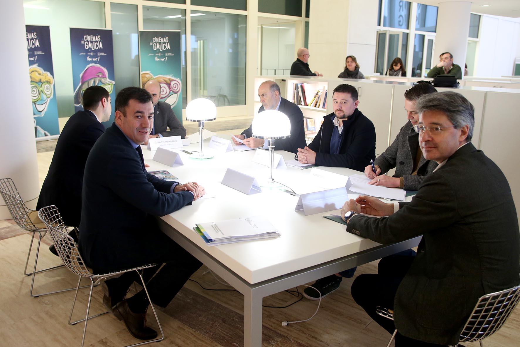 Circuito Cinemas : Nova el circuito cinemas de galicia se amplía a diez