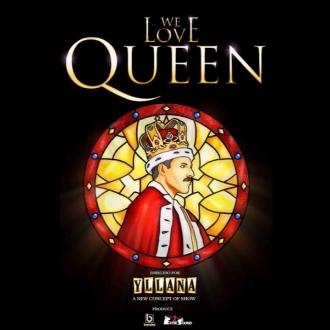 We love Queen