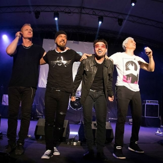 Achtung Babies U2 Tribute