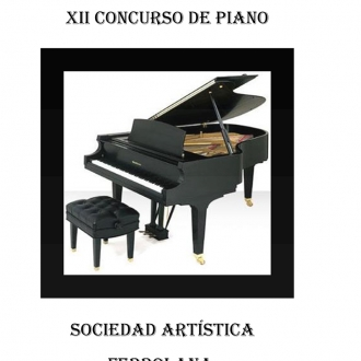 BASES XII CONCURSO DE PIANO SAF 2020