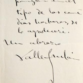 A peza do mes de xullo seleccionada no Museo de Valle Inclán da Pobra do Caramiñal