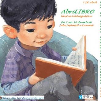 Mostra bibliográfica infantil AbriLIBRO_Biblioteca Pública da Coruña MG Garcés