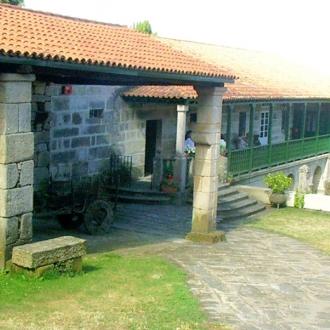 Casa Grande de Cimadevila | Imagen: Fundación Otero Pedrayo