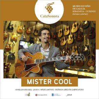Cata sonora Mister Cool