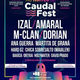 Festival As Noites do Caudal Fest 2020