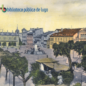 Plaza Mayor de Julio Reboredo