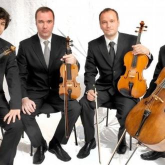 Sociedade Filarmónica: Cuarteto Zagreb