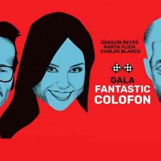 Gala Fantastic Colofón