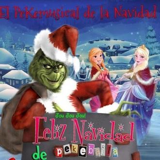 El Pekemusical de la Navidad