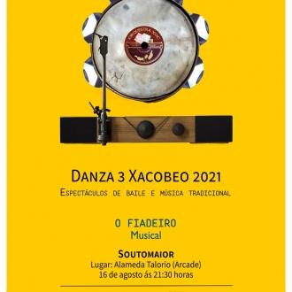 8º Ciclo 'Danza 3 Xacobeo 2021'