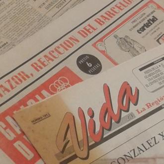 Periódicos antigos