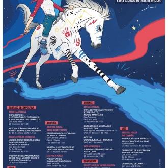 Programa Día da Ilustración 2020 na RBG