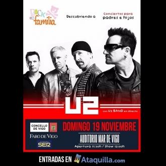 Descubriendo a U2