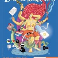 El ilustrador Manel Cráneo es el autor del cartel Di2021