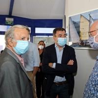 ROMÁN RODRÍGUEZ PRESENTA NO GROVE O NOVO LIBRO FOTOGRÁFICO DE XURXO LOBATO, 'GALICIA É UNHA FESTA'