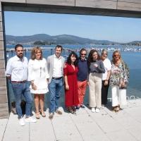 Vía Láctea Filmes inicia a rodaxe da película 'María Solinha' na ría de Vigo