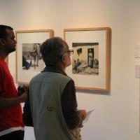 A obra do fotógrafo galego José Suárez exhíbese no Instituto Cervantes de Nova Delhi
