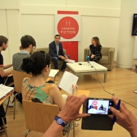 O director da Agadic e a directora do evento ofreceron un primeiro balance da segunda edición deste encontro internacional