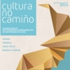 Cartel do programa de Cultura no camiño
