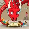 O último dragón