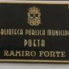 A biblioteca municipal levará o nome do poeta