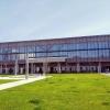 """Exterior Biblioteca Pública de Ourense """"Nós"""""""