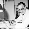 O premio Nobel Camilo José Cela