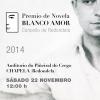 XXXII Premio Blanco Amor de Novela Longa