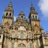 Fachada do Obradoiro da catedral de Santiago de Compostela. Imaxe: Pixabay.