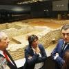 Abre o centro de interpretación do xacemento romano de Caldoval