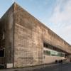 Exterior Centro Galego de Arte Contemporánea (CGAC) en Santiago