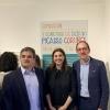 Anxo M. Lorenzo entrega a alumnos da Coruña, Ourense, Santiago e Narón os premios do V Concurso de Debuxo Picasso Coruñés