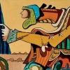 Imaxe da exposición 'Diario dun soño encontrado' de Eugenio Granell