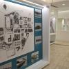 Panel da exposición   Imaxe: twitter da Cidade da Cultura