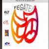 Cartel das Xornadas de Teatro de Fegatea